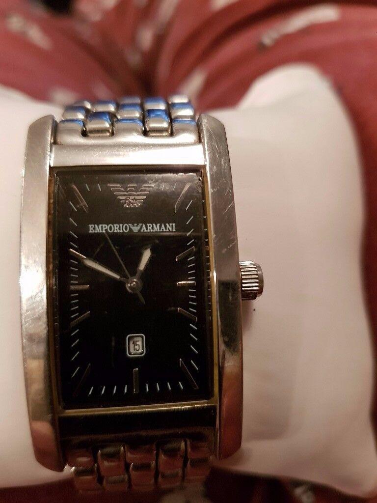 Emporio Armani ladies wristwatch fine quality