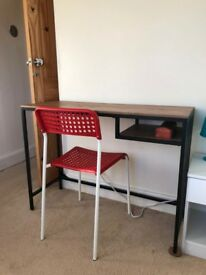 Very new IKEA laptop table ( deliverable within Glasgow/ Edinburgh city centre)