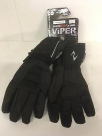 Motorcycle gloves. Winter scooter gloves. Christmas present.