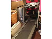 CARL LEWIS TREADMILL Running Machine