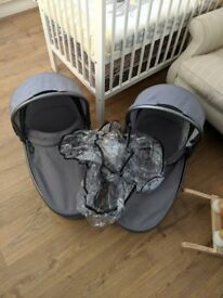 Limited Edition Oyster 2 Carrycot