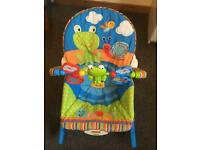 Birth to 4years rocking chair £15 Ono