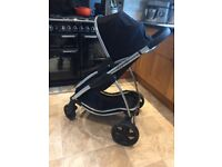 icandy strawberry and carrycot plus extras