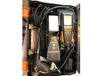 Gas analyser Testo 310 with printer