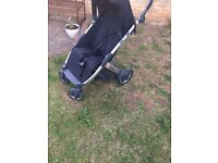 Oyster Jule pushchair up to 5 years old VGC