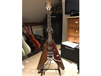 Custom guitar Flying V
