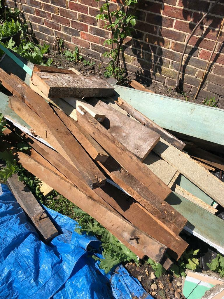 FREE WOOD Need wood for your fire pit? Bone dry – Emsworth