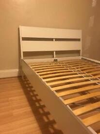 Ikea Trysil Double Bed