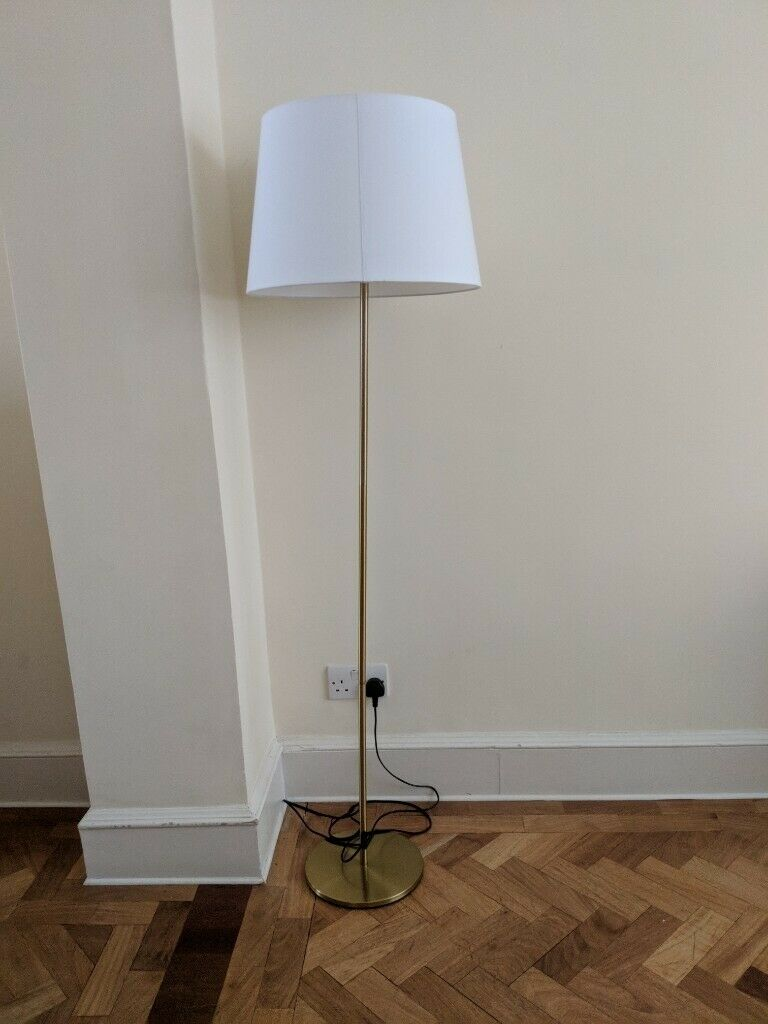 premium selection 7396d 43223 IKEA RODD floor lamp with JARA shade. | in Westminster, London | Gumtree