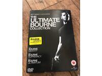 Bourne collection dvd set