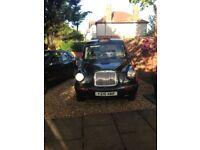 Hackney cab tx1 for sale only £400