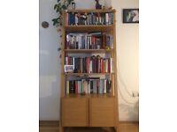 Bamboo Sapporo Bookcase