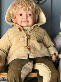 Joshua. From the Lenardo doll collection