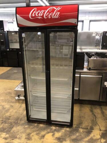 Beste ≥ Norcool dubbeldeurs Coca Cola koelkast koeling 230V Horeca PH-68