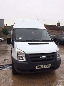 Ford transit in good condition.