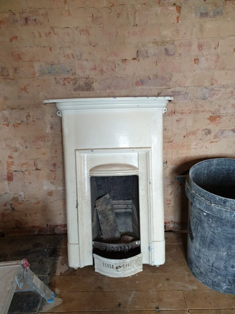 Cast Iron Fire Place In Derby Derbyshire Gumtree
