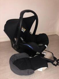 Maxi-Cosi Cabriofix Group 0+ Car Baby child seat + free rear baby mirror! BARGAIN!