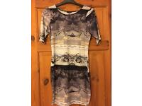 River island body con dress 12