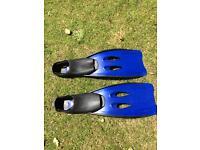 Scuba flippers