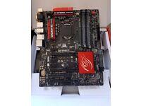 Gigabyte Z97X-Gaming 7 Motherboard (Socket 1150) DDR3 ATX