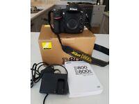Nikon D800E camera body