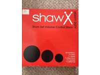 ShawX Drum set volume control pads