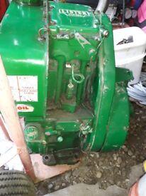 lister single diesel engine