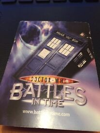 doctor who battle in time cards