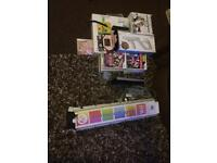 Wii console And accessories. Nintendo DS both with games
