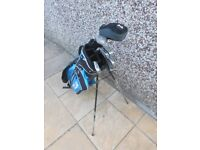 Golf clubs for sale right handed ideal for beginner