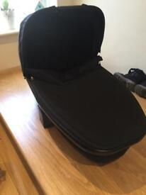 Quinny foldable carrycot black