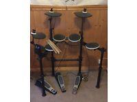 Drum kit (electronic) - Alesis DM Lite