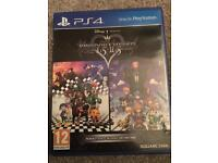Kingdom hearts PS4 for sale
