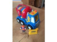 Wow Toys Cement Mixer