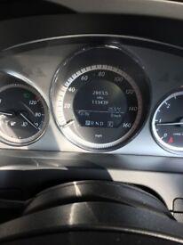 2011 Mercedes-Benz C Class C220 CDI AMG Sport