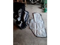 Callaway Chevy Org Golf Bag, with Masters waterproof cover