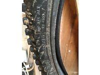 "26"" tyres and innertubes"
