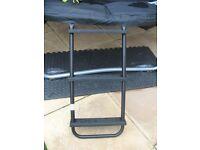 PLUM Trampoline ladder - USED ONCE - IN ORIGINAL BOX!!!