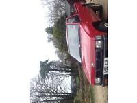Nissan d21 4x4 pickup 2.5 diesel