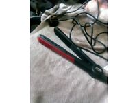Nicky Clark hair straighteners excellent condition