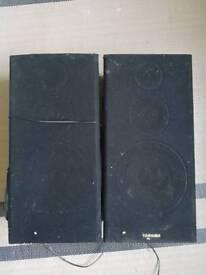Toshiba speakers ss-v19s