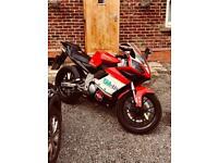 Gilera 125cc 2 Stoke 33bhp