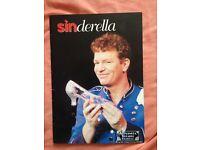 Jim Davidson Sinderella signed theatre program