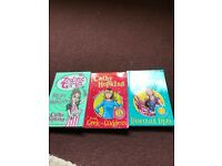 FOR SALE: 3 Zodiac Girls Books