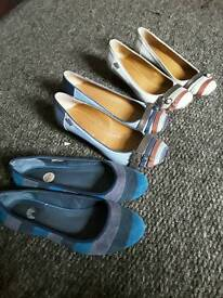 Size 5 ladies shoes