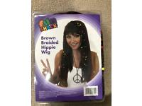 New ladies braided hippie wig