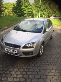 1.6L Ford Focus for sale (55,500 miles) full service history - £2650 (ONO)