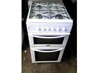 Belling gas cooker 50cm wide