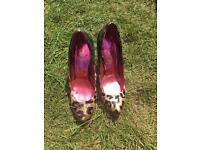 Size 5 river island heels