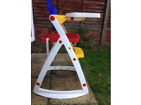 Sit 'n' grow High chair in very good condition.